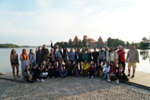 Avrupa Rüyası Trakia Gölünde