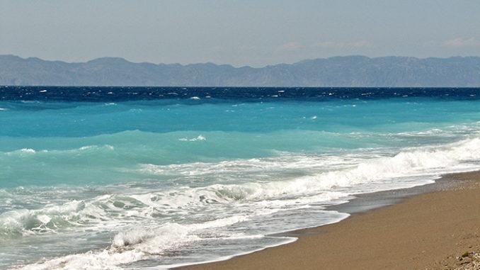 rodos yunanistan ixia plajı