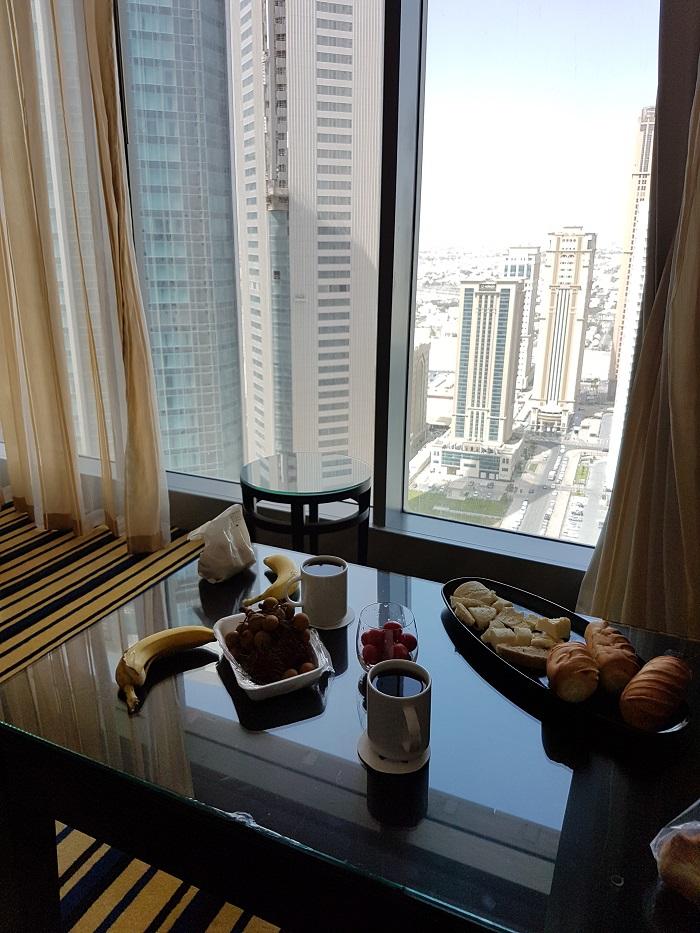 Katar ,Doha sabah kahvaltısı