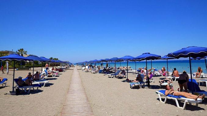 Rodos llaysosos plajı