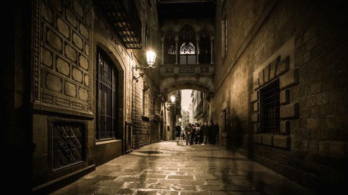 Halloween barcelona