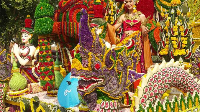 tayland festivalleri chiang mai