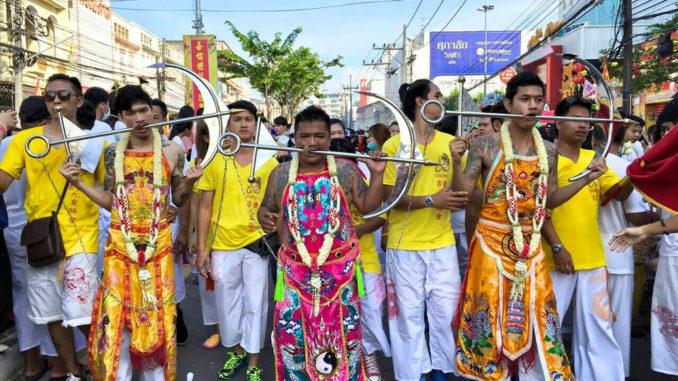 tayland festivalleri