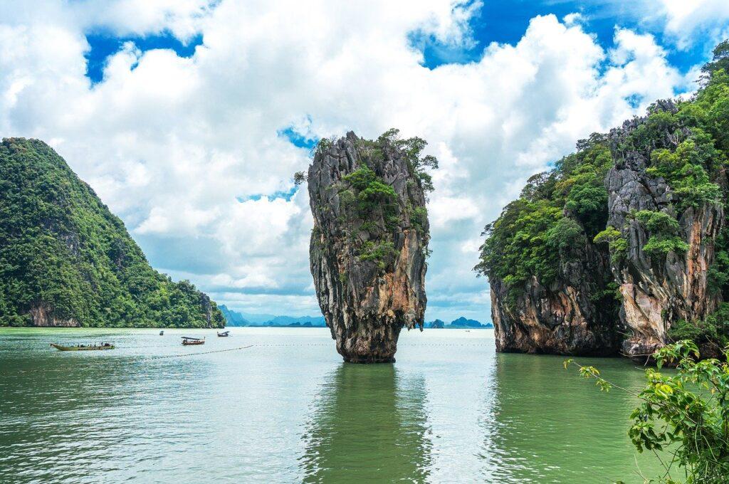 phi phi adaları james bond adası