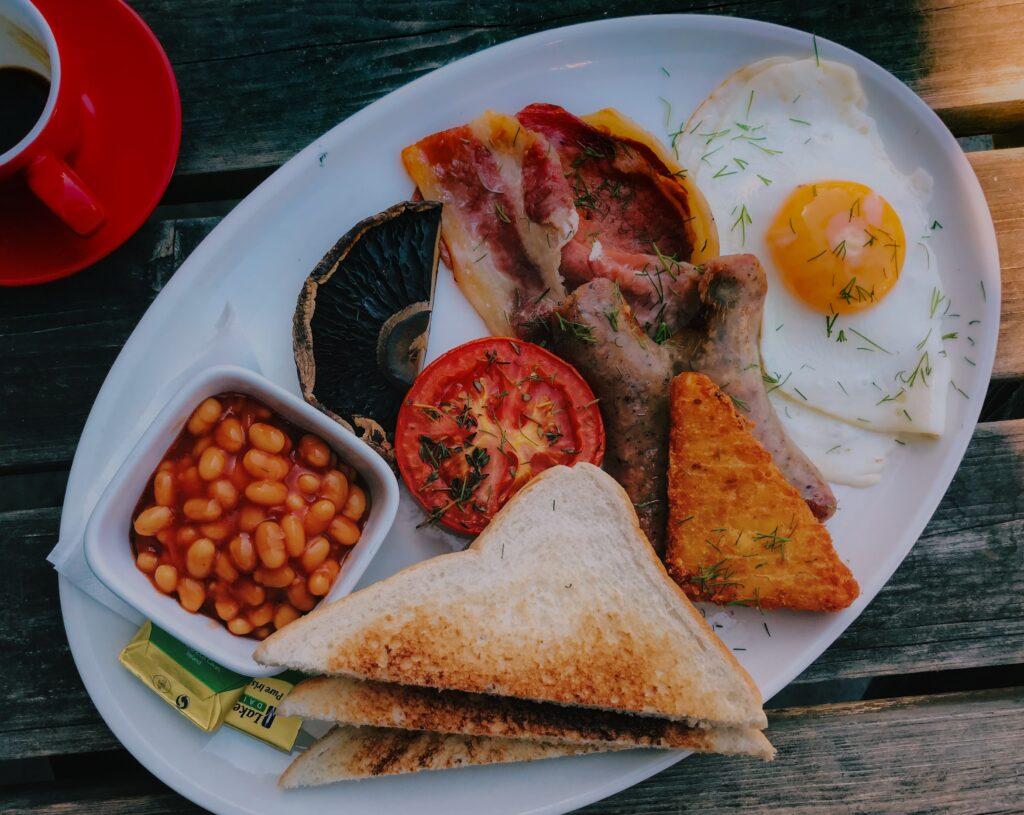 Yurtdışında kahvaltı