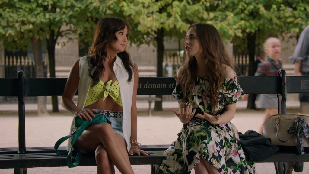 Emily in Paris Dizisi ile Mini Paris Turu